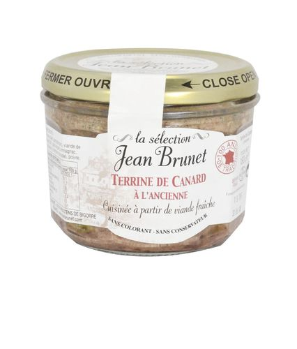 Ententerrine nach alter Art - Jean Brunet 180g