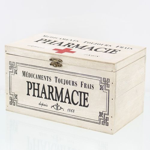 "Deko-Box ""Pharmacie"""